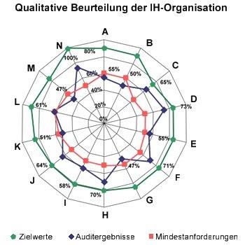 Orgscan, Performance Bewertung Instandhaltung, Organisation, umfassend