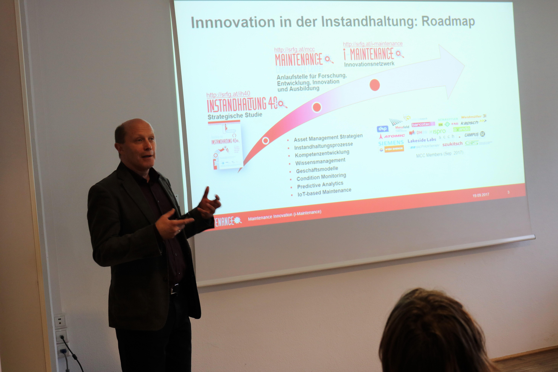 Instandhaltungstage, dankl+partner, digitalisierung, instandhaltung