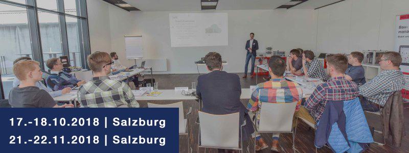 TPM-Training in Salzburg im Oktober und November 2018