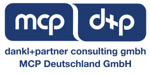 dankl+partner und MCP Deutschland Logo
