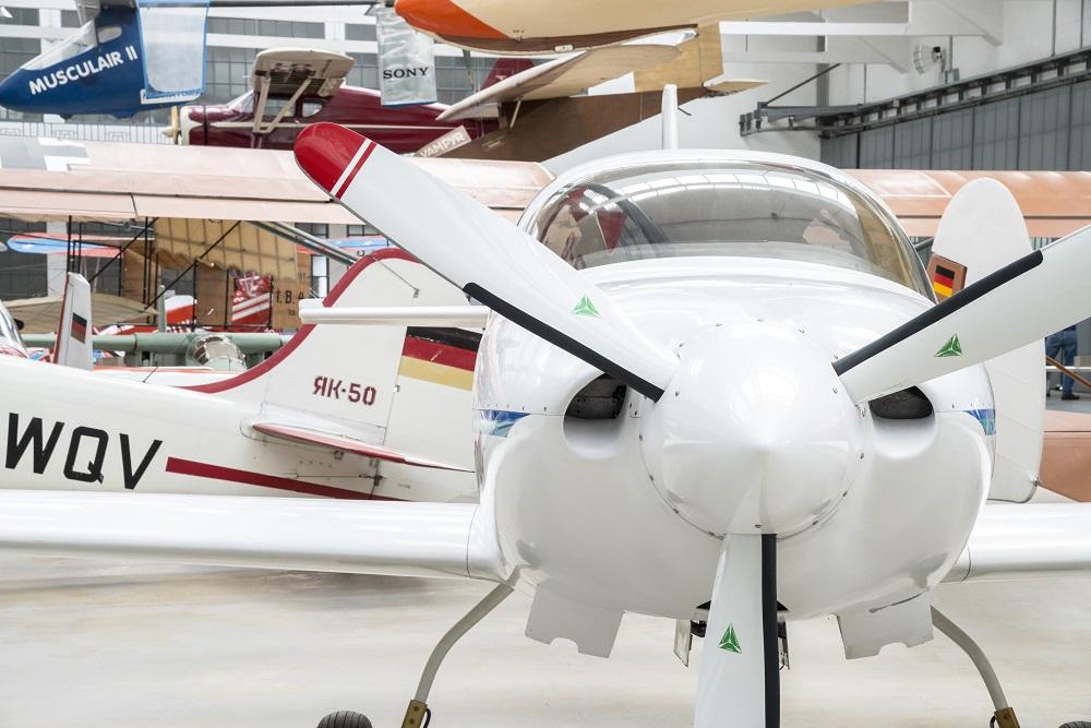 Flugwerft Schleißheim, praxistag smart maintenance