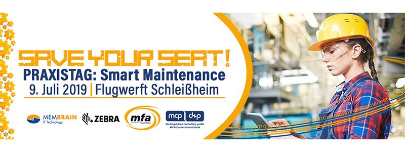 praxistag, seminar, instandhaltung, membrain, dankl+partner, MCP Deutschland, MFA