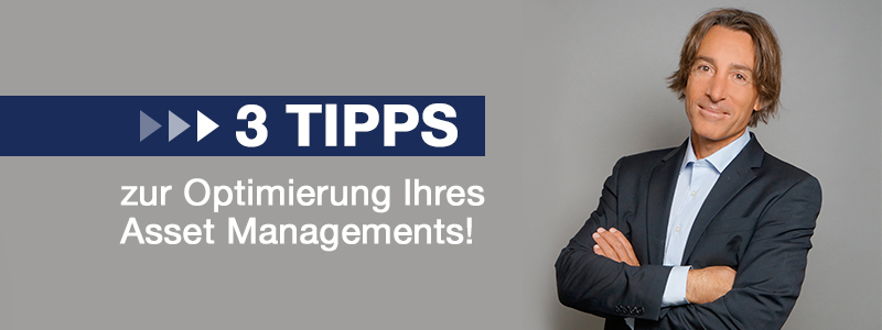 asset management optimieren