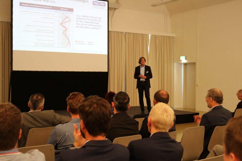 Praxistag: Smart Maintenance Vortrag Andreas Dankl (dankl+partner)