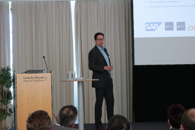 Praxistag: Smart Maintenance Vortrag Andreas Dürr (Membrain)