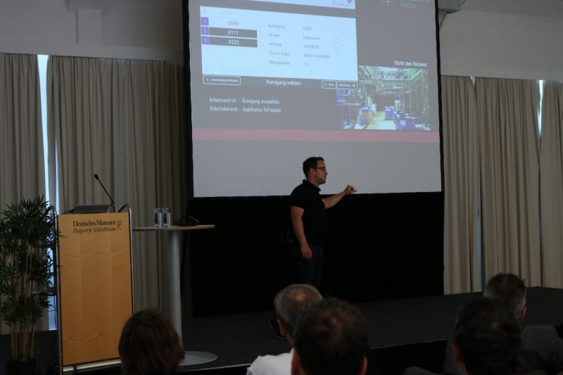 Praxistag: Smart Maintenance Vortrag Robert Duchac (Barcotec)