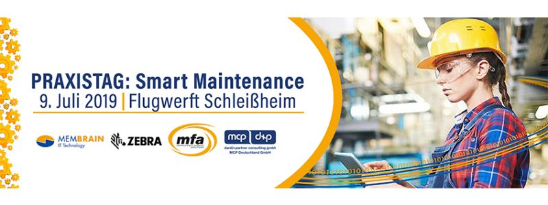 Praxistag Smart Maintenance München