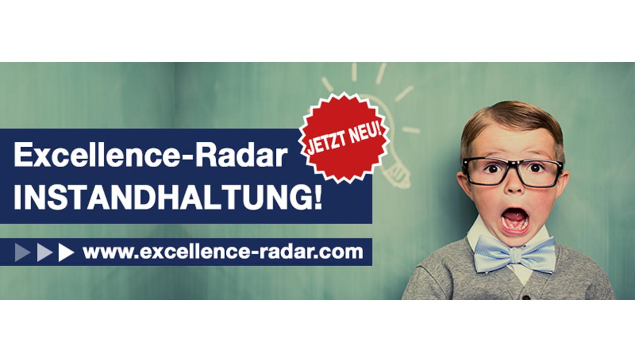 Excellence Radar Instandhaltung