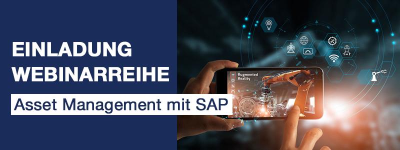 webinarreihe asset management mit SAP