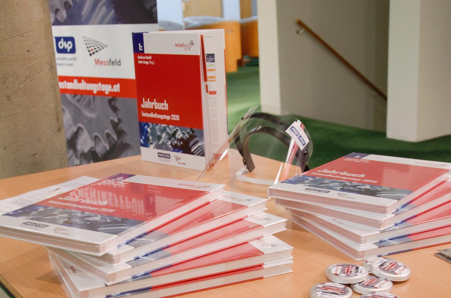 INSTANDHALTUNGSTAGE 2020: Check In in Salzburg, dankl, MCP, Messfeld, Maintenance, Branchentreffpunkt