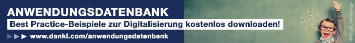 Banner Anwendungsdatenbank dankl+partner | MCP Deutschland