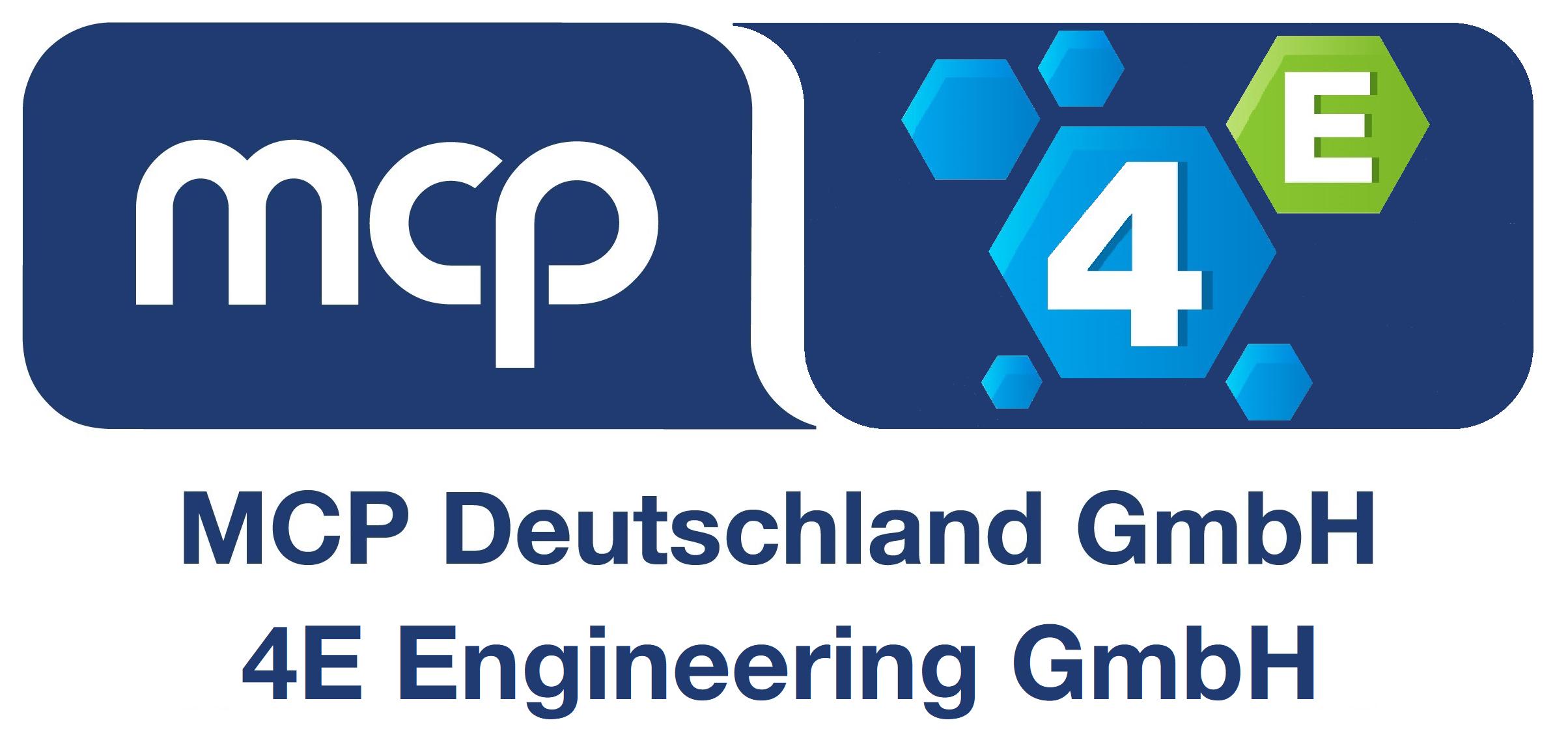 Logo Partnerschaft MCP Deutschland 4E Engineering